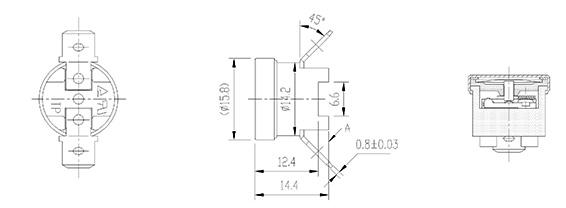 bimetallic thermostats coil